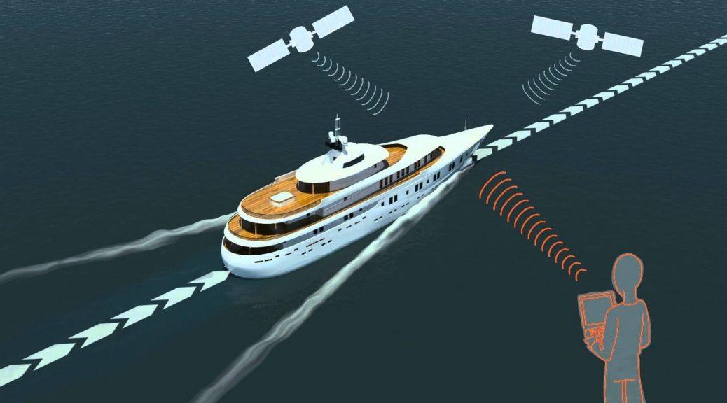 Primer caso de falsificación de GPS, nueva forma de ataque electrónico