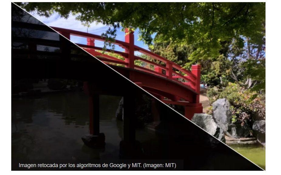 Algoritmo de Google y el MIT mejora sus fotos con su teléfono antes incluso de que las tome