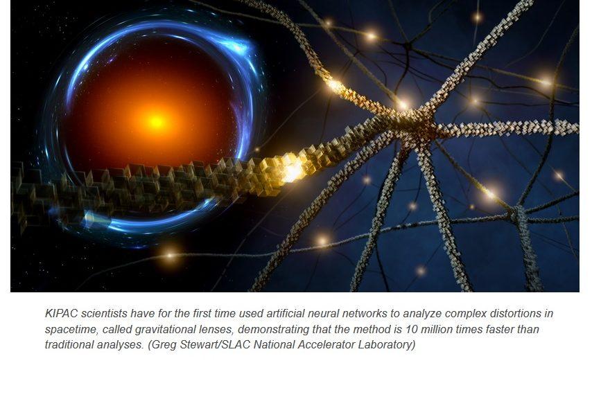 Astrónomos usan inteligencia artificial para reducir el tiempo de análisis de meses a segundos