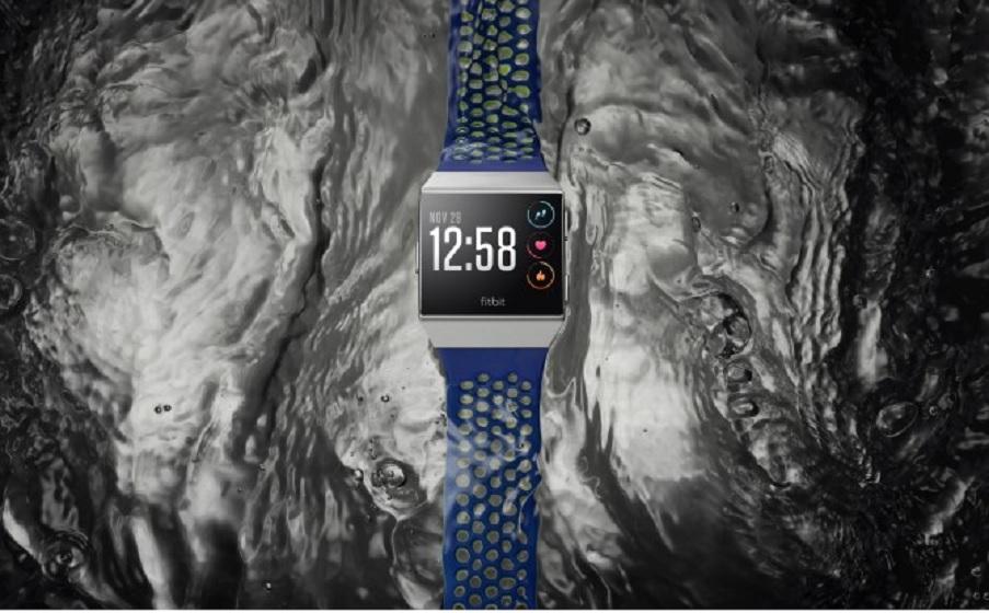 Reloj inteligente Fitbit Ionic integra sistema de pagos, GPS y auriculares inalámbricos