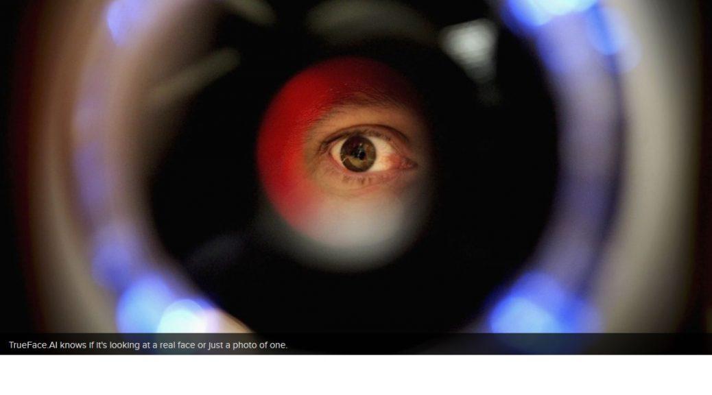 Nueva tecnología de reconocimiento facial distingue entre un rostro real y una foto