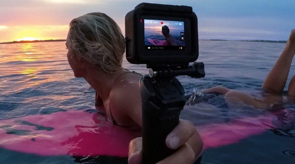 GoPro lanza su cámara HERO6 Black que graba en 4K a 60fps