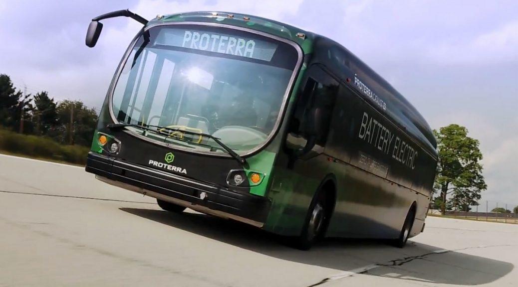 Autobús eléctrico establece récord mundial de un viaje de 1.772 kilómetros con una sola carga