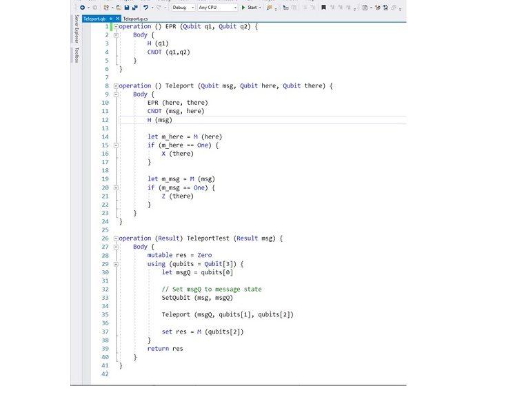 Microsoft trabaja en un nuevo lenguaje de programación para usarlo con computadores cuánticos
