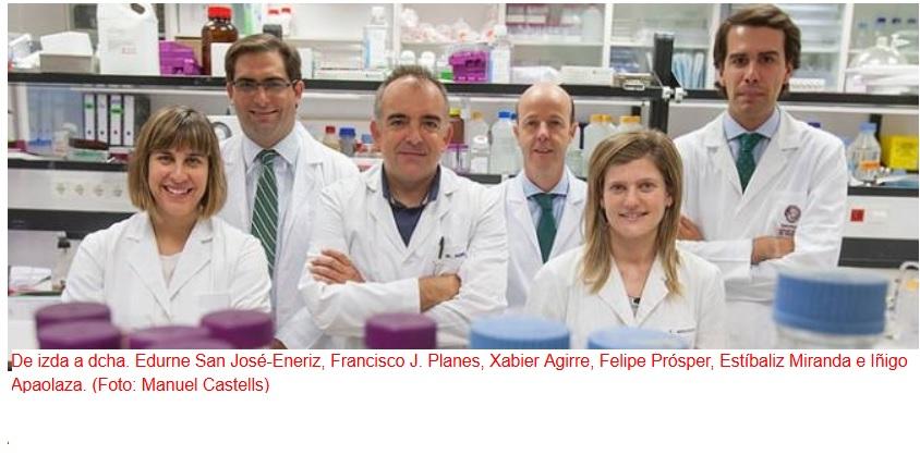 Algoritmos matemáticos para atacar el metabolismo del cáncer