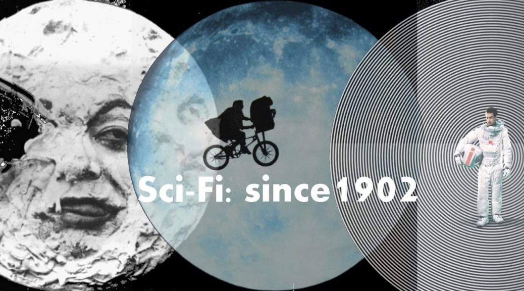 La evolución de la ciencia ficción en el cine resumida en un alucinante video de sólo tres minutos