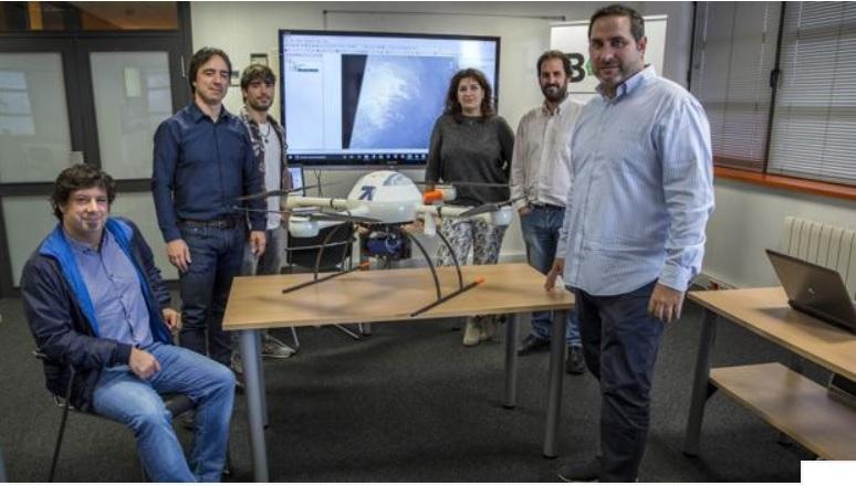 Drones «aprenden» a localizar vertidos en el mar