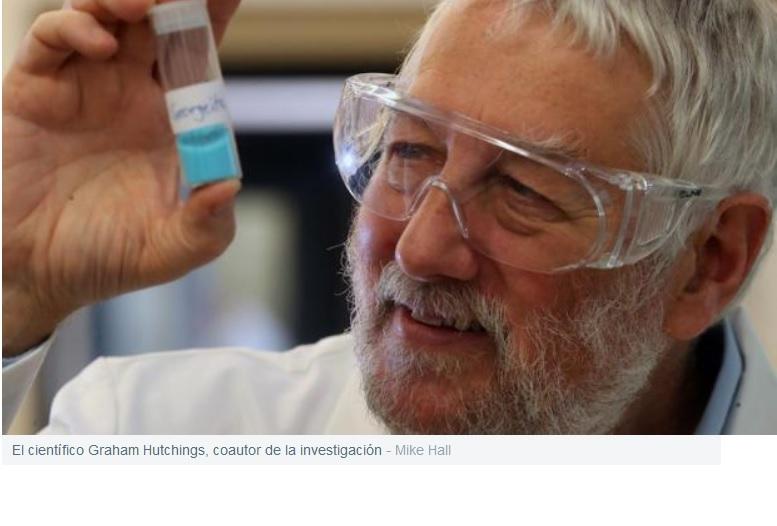 Crean un método barato para producir metanol con aire