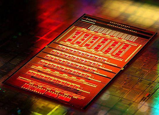 Nanoconexiones inalámbricas para la creación de chips fotónicos