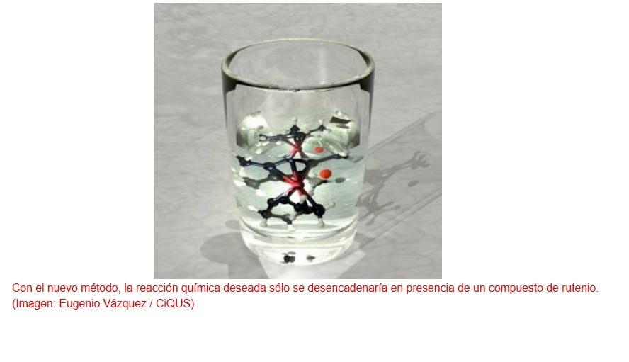 Crean reacciones químicas selectivas para intervenir en procesos biológicos