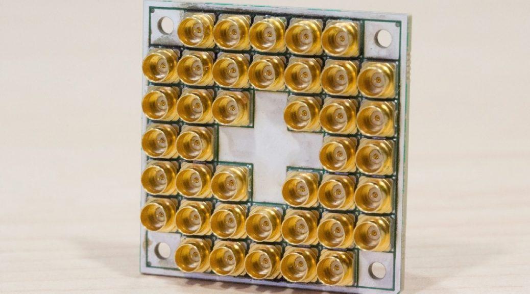 Intel crea un chip superconductor de prueba para computación cuántica