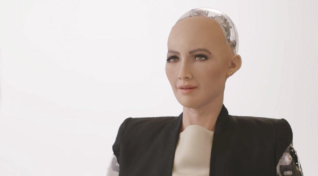Conozca el primer robot en obtener ciudadanía en Arabia Saudita