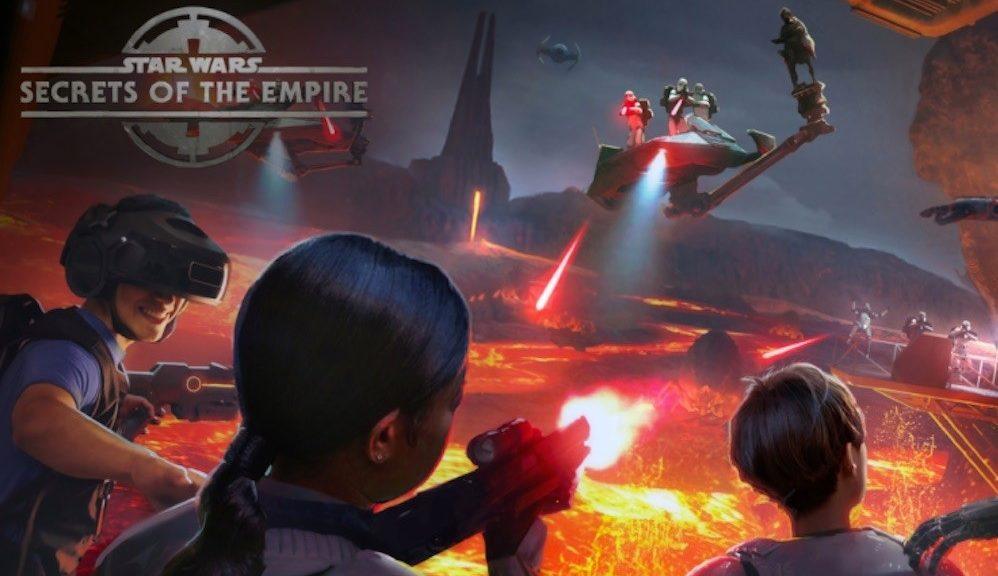 La experiencia de Star Wars en realidad virtual llega a los parques Disney este 2017