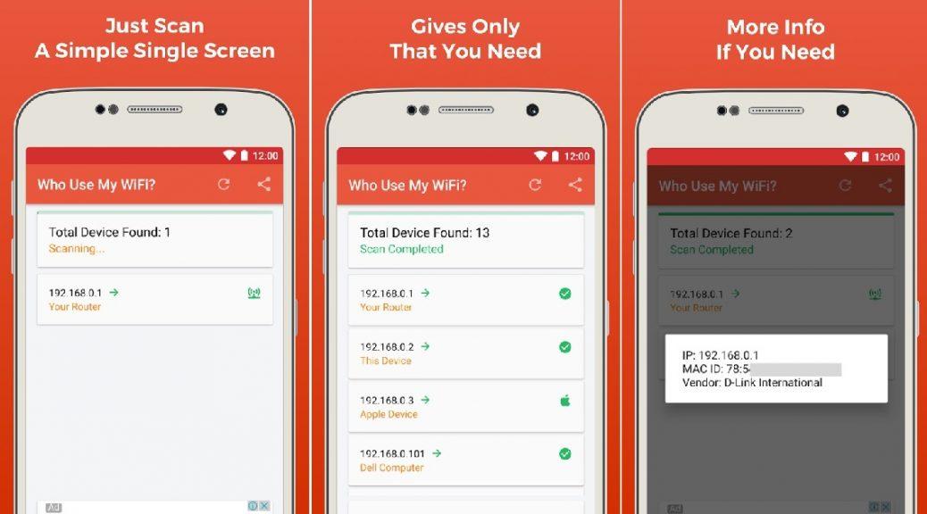 Aplicativo indica quién se conecta a su red Wi-Fi, gratis para Android