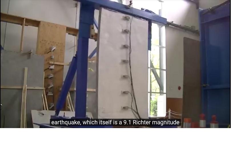 Investigadores crean concreto ecológico capaz de resistir terremotos