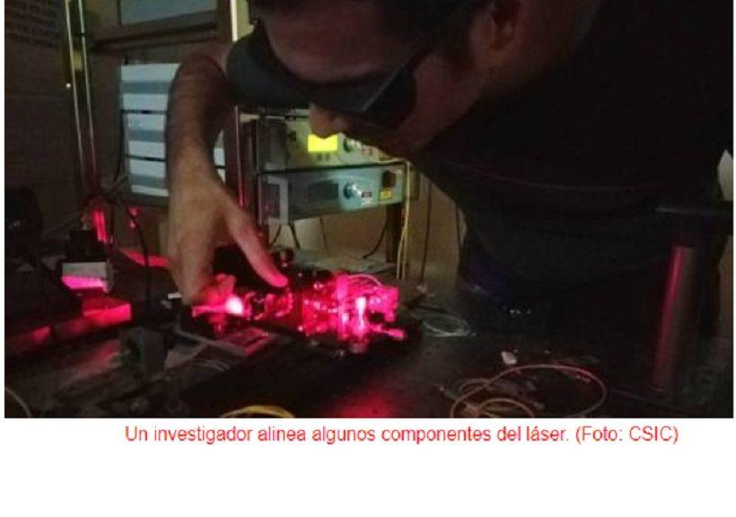 Crean un láser que permite la emisión simultánea de luz con diferentes estados de polarización