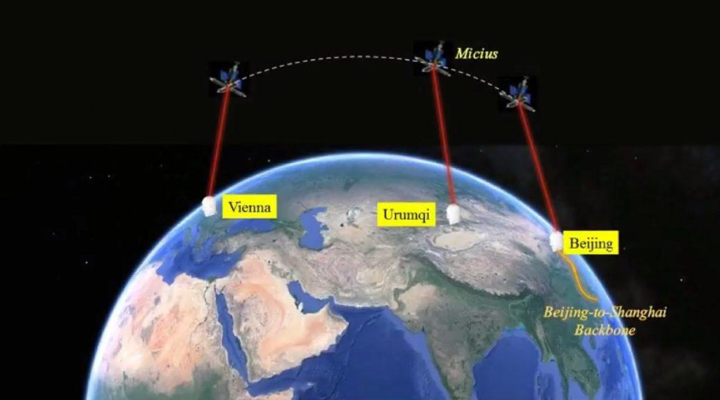 Realizan la primera videoconferencia cuántica intercontinental no-hackeable