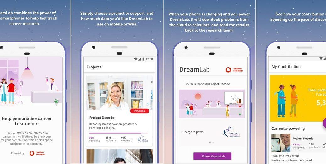 Ayude en la investigación contra el cáncer, gratis para iPhone, iPad, Android