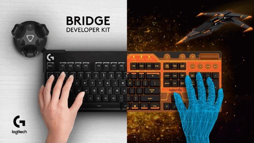 El primer teclado que permite escribir incluso en realidad virtual