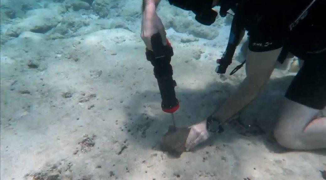 Herramientas eléctricas que funcionan bajo el agua