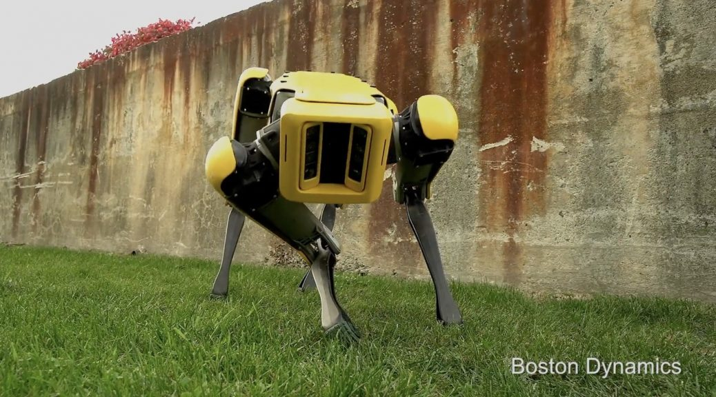 Boston Dynamics renueva a su robot mascota con mayor agilidad y ahora en color
