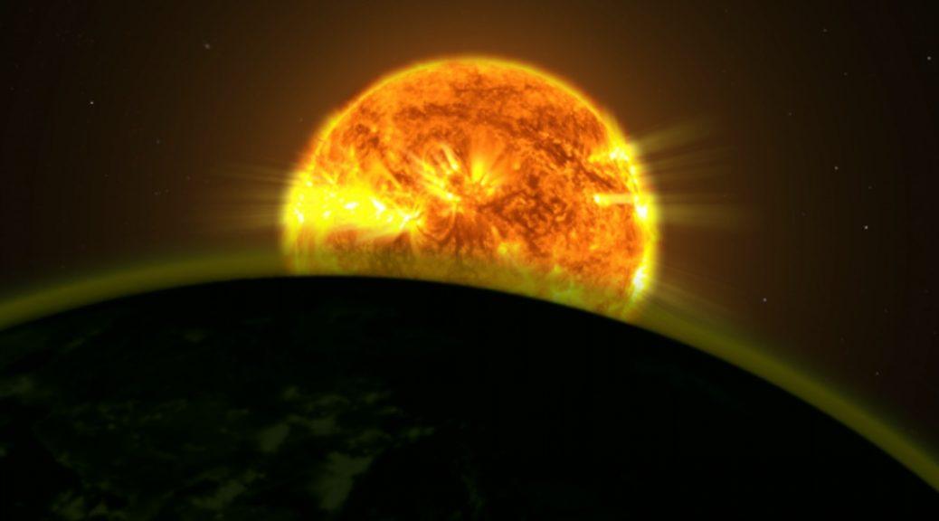 La NASA trabaja en el uso de faros atmosféricos para la búsqueda de señales de vida extraterrestre