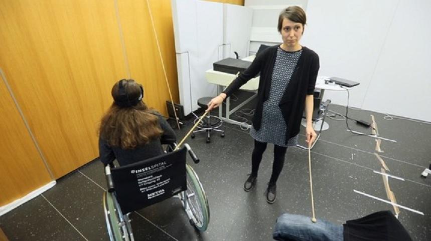 La realidad virtual puede reducir el dolor fantasma en personas con parálisis