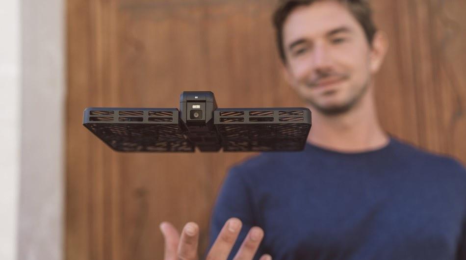 Dron autónomo se convierte en su fotógrafo personal