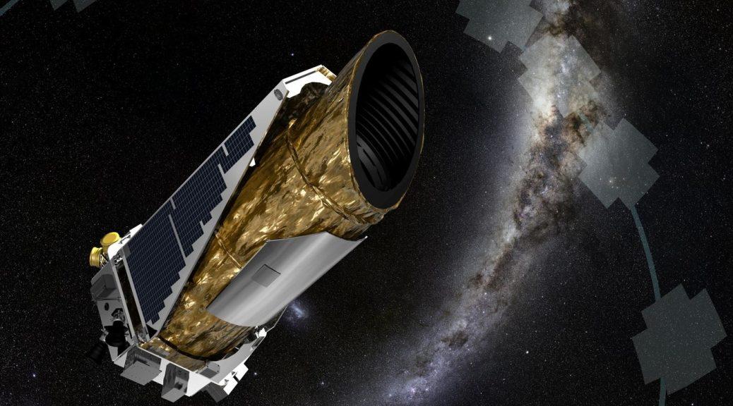La NASA descubre un planeta en otro sistema usando la inteligencia artificial de Google
