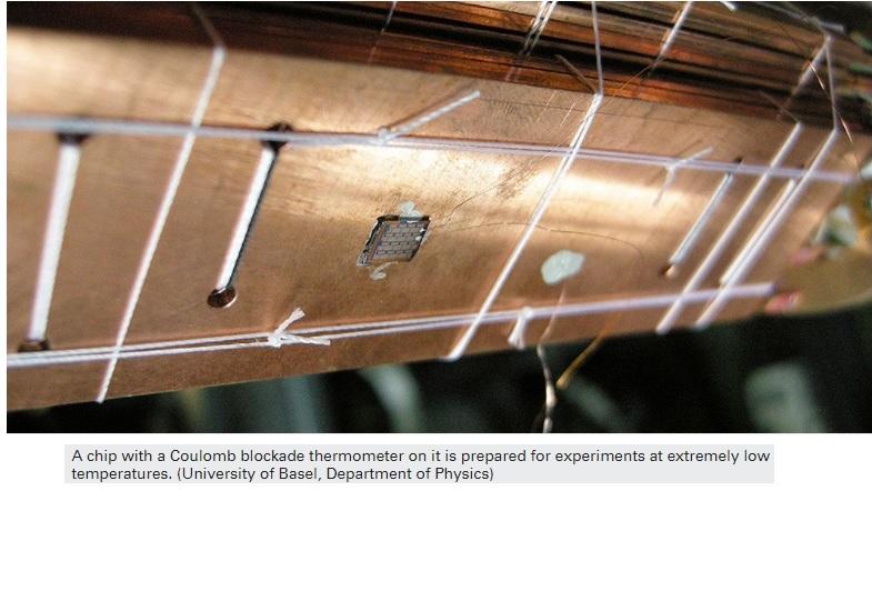 Crean chip capaz de seguir funcionando a temperaturas cercanas al 'cero absoluto'