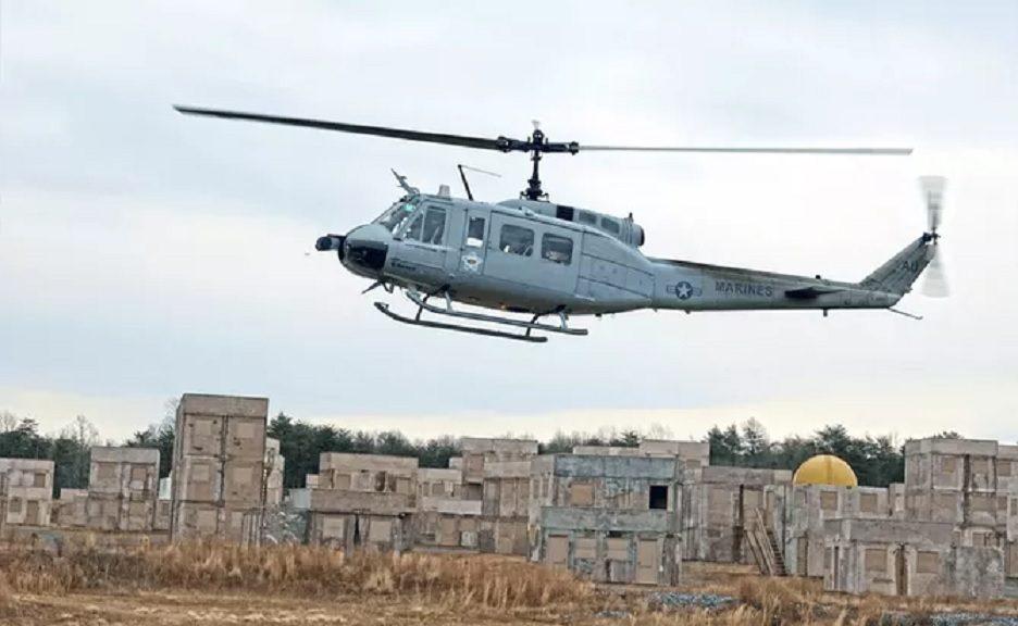 Helicóptero autónomo que puede ser controlado desde un tablet