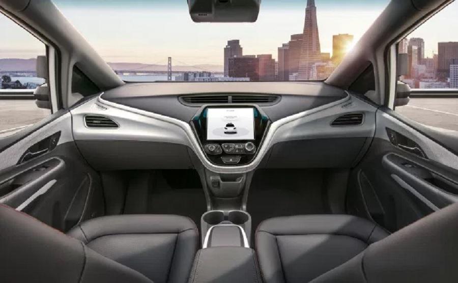 Sin pedales ni volante: así de radical es el nuevo vehículo autónomo de GM y Cruise