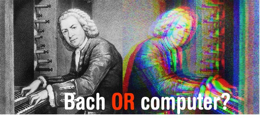 Inteligencia artificial crea música al estilo de Bach
