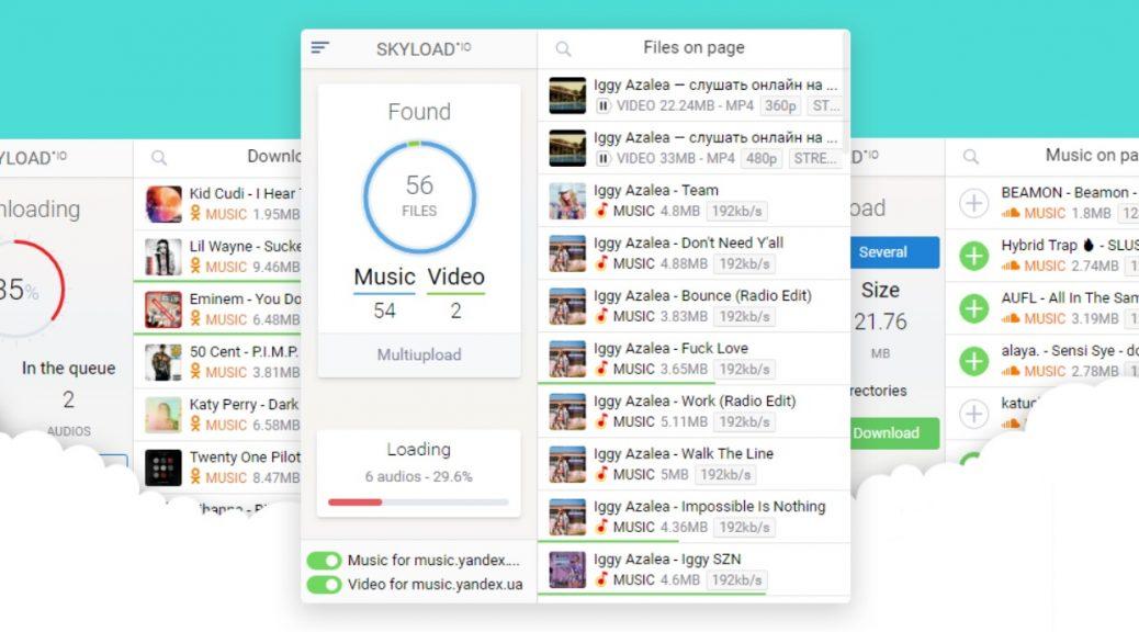 Aplicativo web para descargar audio y video de cualquier página