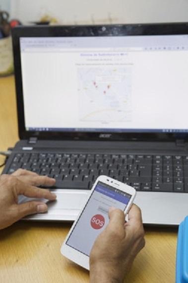 Desarrollan un aplicativo para localizar a personas desaparecidas en zonas sin cobertura