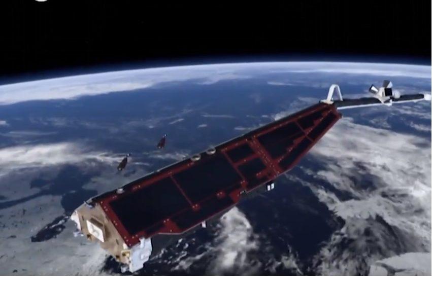 Un sistema genera potencia eléctrica para satélites sin necesidad de usar propulsante