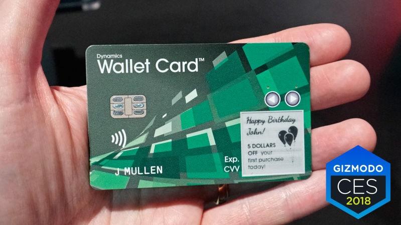 Tarjeta de crédito inteligente con conexión celular puede mostrarle cuánto dinero le queda para gastar