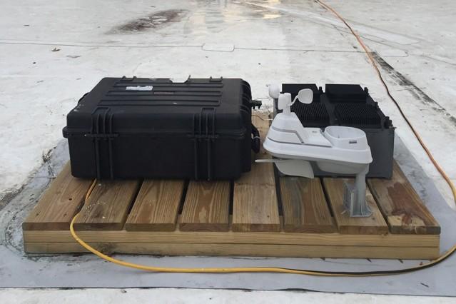 Han diseñado un dispositivo capaz de generar energía del aire