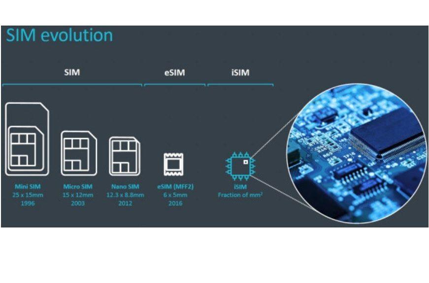 ARM crea iSIM, un formato de tarjeta SIM que estará integrado en nuestros procesadores móviles