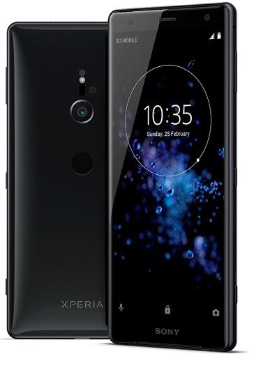 Sony presenta el Xperia XZ2 y XZ2 Compact en el Mobile World Congress