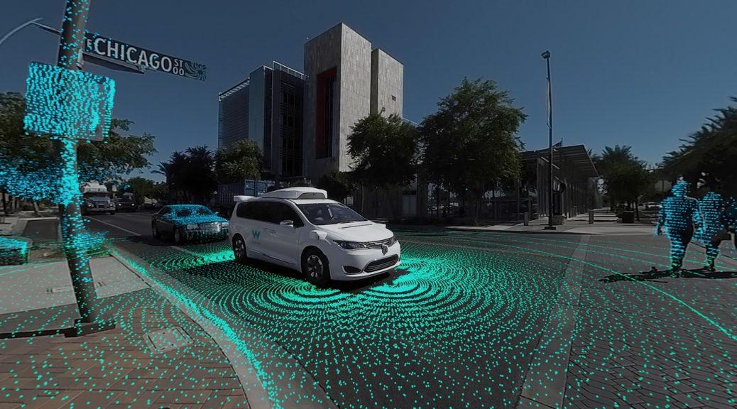 Waymo en 360°: así funcionan sus carros autónomos 8 millones de km después