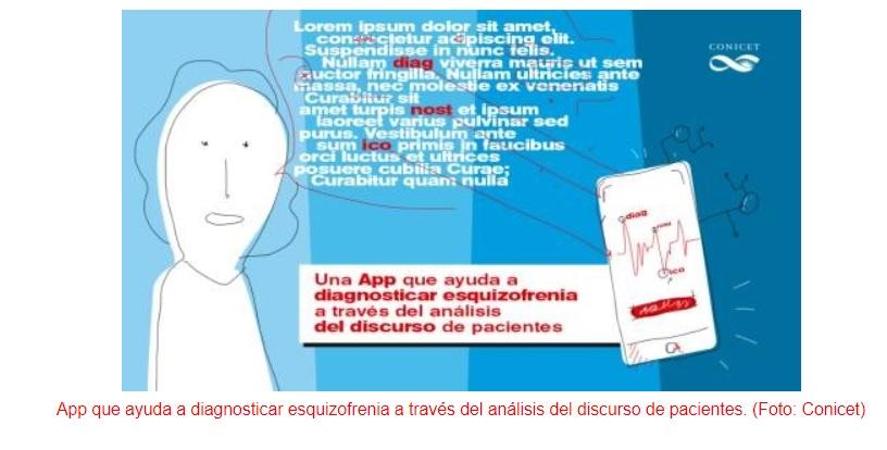 Desarrollan aplicativo móvil para ayudar a diagnosticar la esquizofrenia