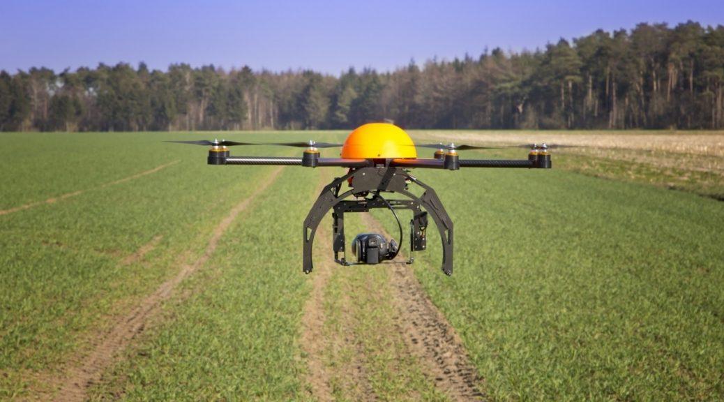 Drones para plantar 100.000 árboles en una hora
