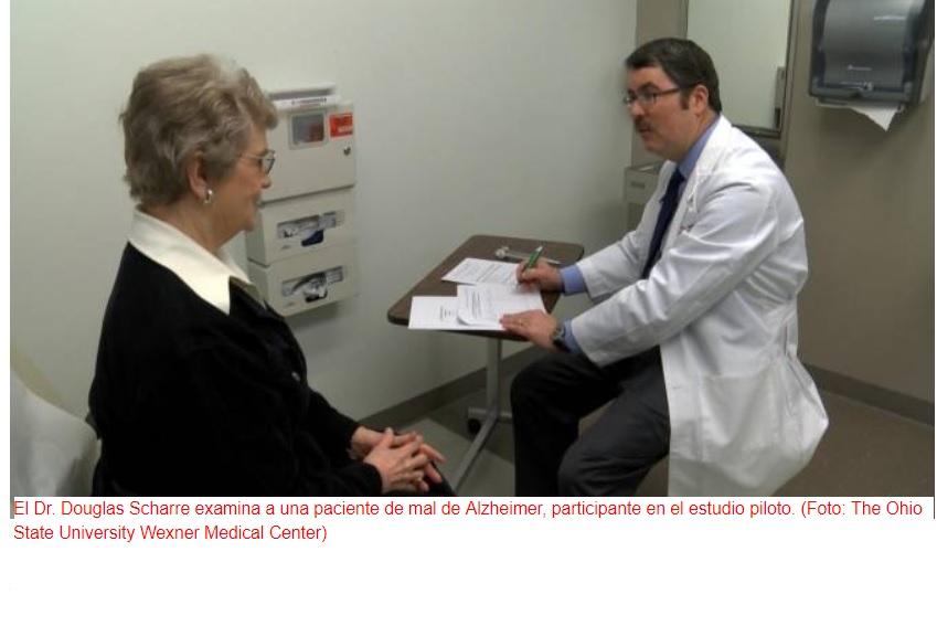 """Un """"marcapasos"""" para cerebro capaz de retardar el avance del Mal de Alzheimer"""