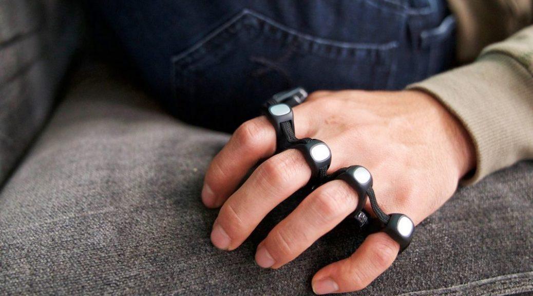 Este wearable quiere reemplazar al teclado y al ratón