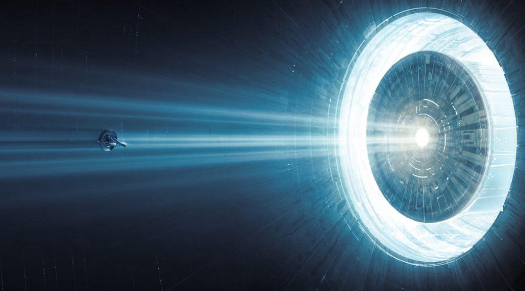 Corto de ciencia ficción muestra al primer hombre que viaja más allá de la velocidad de la luz