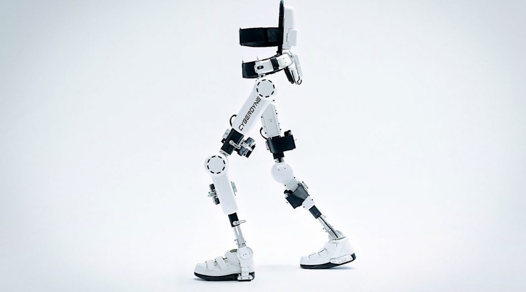 HAL, exoesqueleto de Cyberdyne que se controla con la mente, listo para salir a la venta