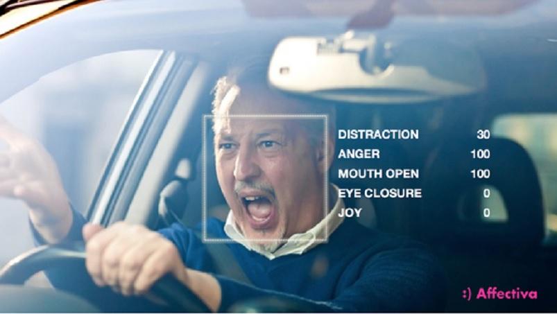 Inteligencia artificial rastrea las emociones de los conductores, su energía y niveles de distracción