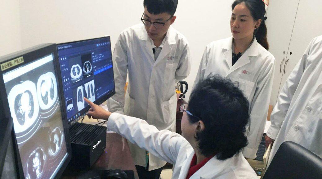 Los hospitales de China recurren a inteligencia artificial para compensar la escasez de médicos