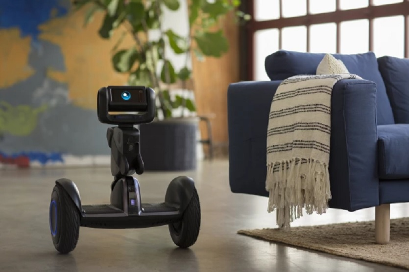 Segway presenta su robot y transporte personal Loomo